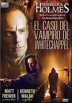el caso del vampiro de whitechappel (dvd)-8436022326194