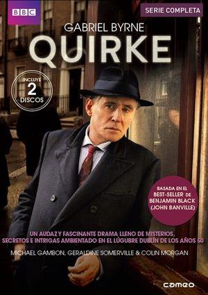 quirke: mini serie completa (dvd)-8436540909183