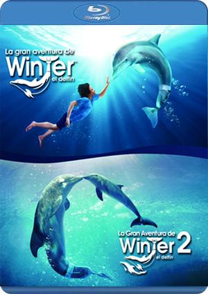 winter el delfin 1+2 (blu-ray)-5051893229677