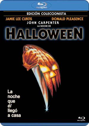 la noche de halloween: ed.especial (blu-ray)-8436558192577