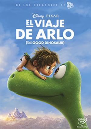 el viaje de arlo (dvd)-8717418476540