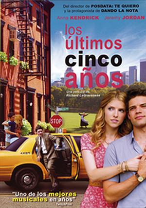d8cb73bc9 LOS ÚLTIMOS CINCO AÑOS (DVD) de Richard LaGravenese - 8436541591523 ...