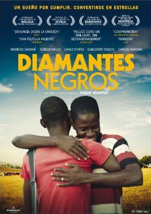 diamantes negros (dvd)-8437010736247