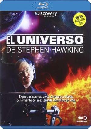 universo de stephen hawking (blu-ray)-8436022298637