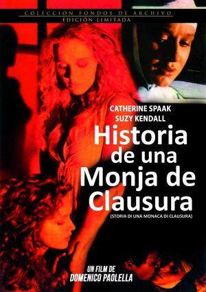 historia de una monja de clausura (dvd)-8436555531218