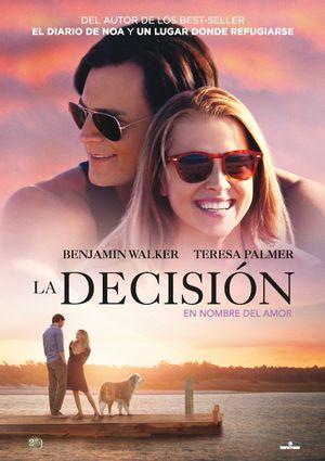 la decision (en nombre del amor) (dvd)-8422632056903