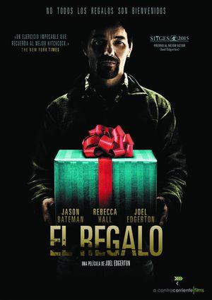 el regalo (dvd)-8436535545174