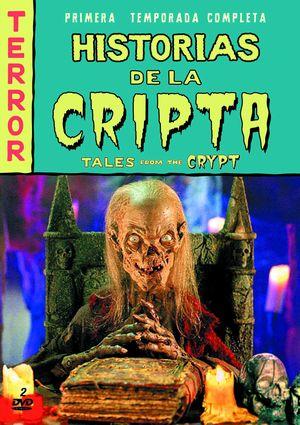 historias de la cripta: temporada 1 (dvd)-8435479600130
