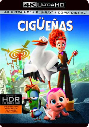 cigüeñas (4k uhd+blu-ray)-8420266005144