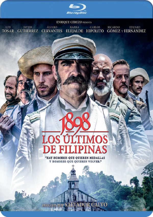 1898: los ultimos de filipinas - blu ray --8414533103121