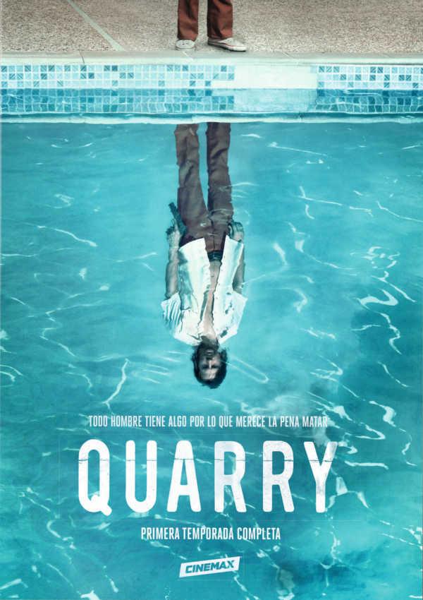 quarry - dvd - temporada 1-8420266007841