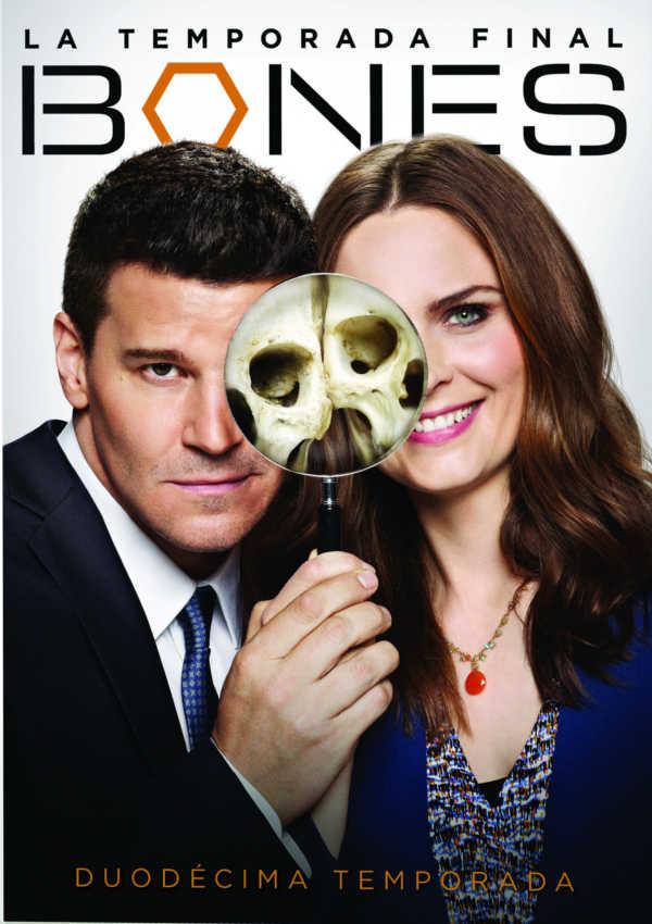 bones - dvd - temporada 12-8420266008305