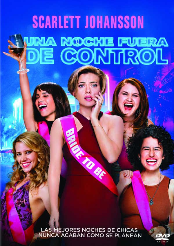 Una noche fuera de control dvd de lucia aniello for Fuera de control dmax