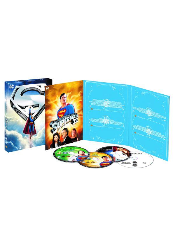 pack superman - dvd --8420266011626
