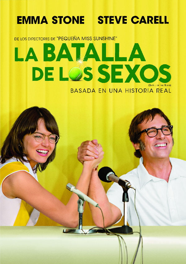 la batalla de los sexos - dvd --8420266013446