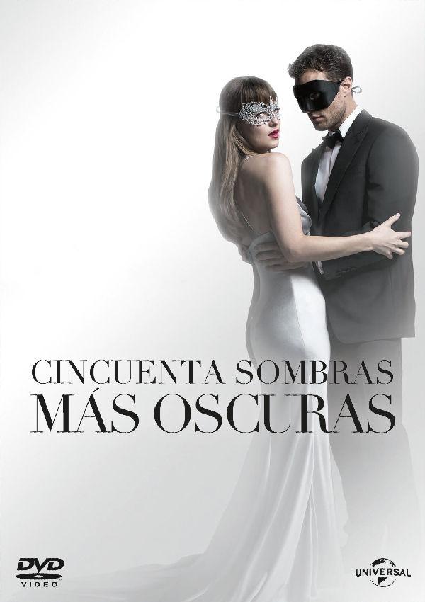 cincuenta sombras mas oscuras - dvd - ed. 2018-8414533111034