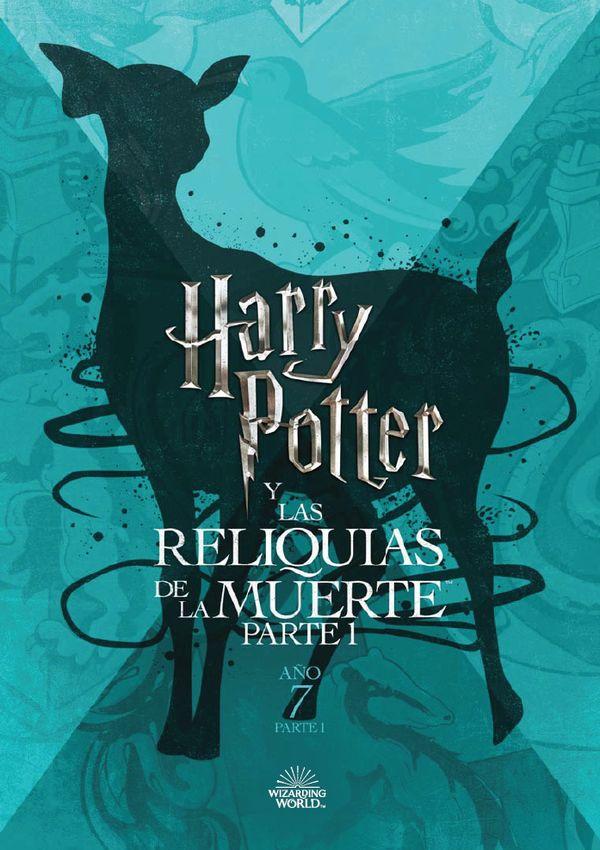harry potter y las reliquias de la muerte parte 1. ed. 2018 - dvd --8420266018984