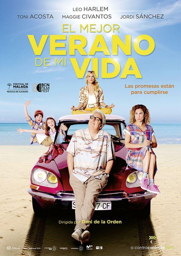 el mejor verano de mi vida - dvd --8436535547581