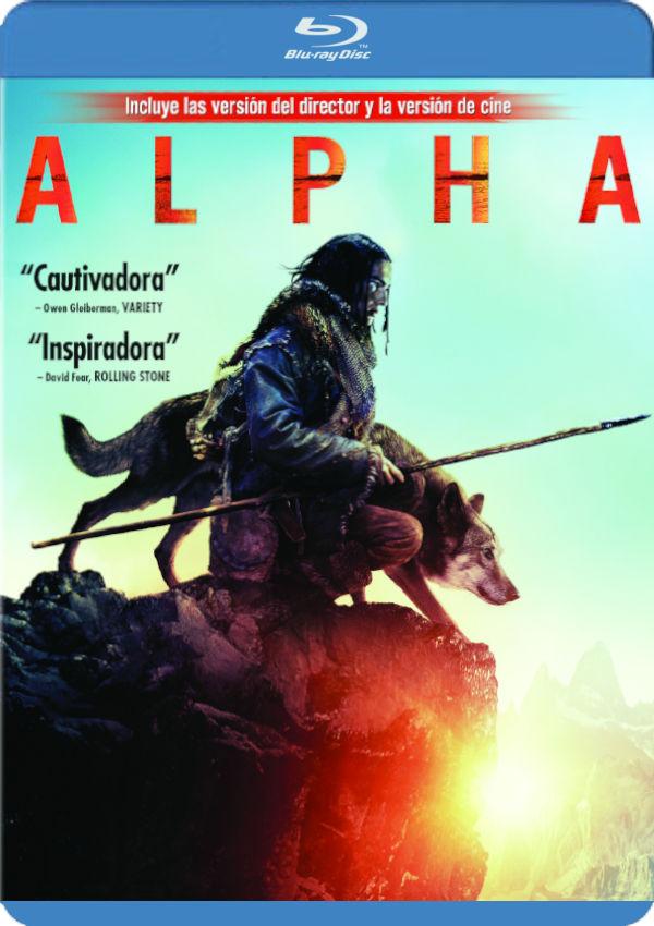 alpha - blu ray --8414533118415