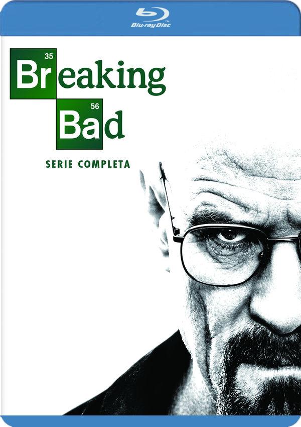 breaking bad 1-6 - blu ray --8414533118378