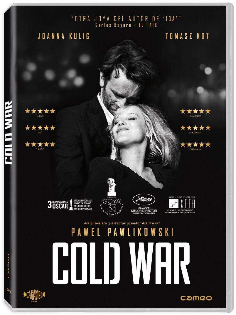 cold war - dvd --8436564166166