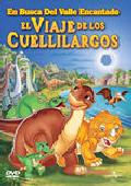 EN BUSCA DEL VALLE ENCANTADO X: EL VIAJE DE LOS CUELLILARGOS (DVD