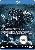 ALIENS VS. PREDATOR 2 - BLU RAY -