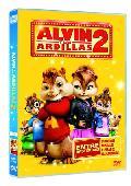 alvin y las ardillas 2 (dvd)-8420266949837