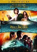 percy jackson 1+2 (dvd)-8420266969514