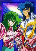 saint seiya box 4 (dvd)-8420266978110