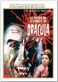 el poder de la sangre de dracula (dvd)-8436547440146