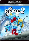 los pitufos 2 (4k uhd+blu ray) 8414533101547