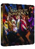 el gran showman - blu ray - steelbook-8420266014894