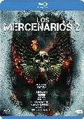 los mercenarios 2 - blu ray --8435175973651
