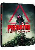 trilogía predator - blu ray - ed.steelbook-8420266017345