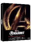 steelbook trilogia avengers - blu ray --8717418539702
