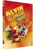 alvin y las ardillas 1 - 4 (2018) - dvd --8420266021403